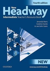 New Headway (4th Edition) Intermediate Teacher's Resource Book / Ресурси для вчителя