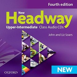 New Headway (4th Edition) Upper-Intermediate Class Audio CDs Oxford University Press