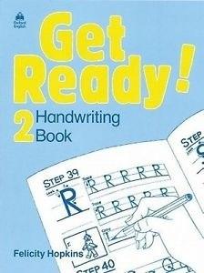 Get Ready! 2 Handwriting Book / Прописи