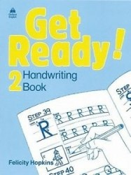 Get Ready! 2 Handwriting Book / Прописи