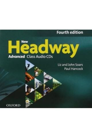 New Headway (4th Edition) Advanced Class Audio CDs / Аудіо диск
