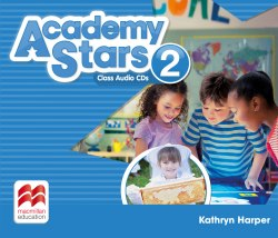 Academy Stars 2 Class Audio CDs / Аудіо диск