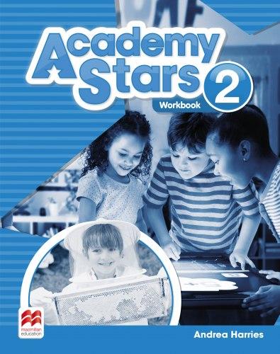 Academy Stars 2 Workbook / Робочий зошит