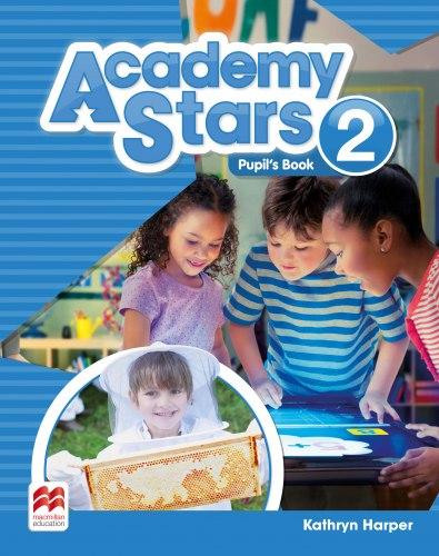Academy Stars 2 Pupil's Book Pack / Підручник для учня