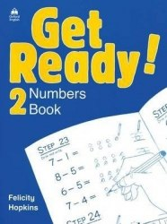 Get Ready! 2 Numbers Book / Зошит для математичних прописів