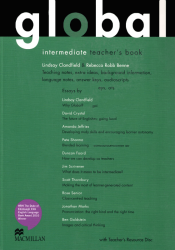 Global Intermediate Teacher's Book with Teacher's Resource Disc / Підручник для вчителя