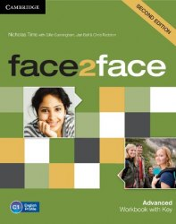 Face2face (2nd Edition) Advanced Workbook with key / Робочий зошит