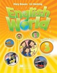 English World 3 Pupil's Book with eBook / Підручник для учня