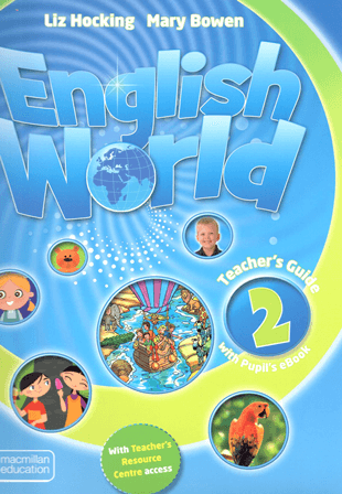 English World 2 Teacher's Guide with Pupil's eBook / Підручник для вчителя