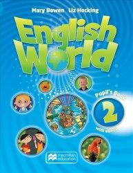 English World 2 Pupil's Book with eBook / Підручник для учня