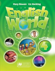 English World 4 Pupil's Book with eBook / Підручник для учня