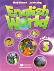 English World 5 Pupil's Book with eBook / Підручник для учня