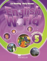 English World 5 Teacher's Guide with Pupil's eBook / Підручник для вчителя