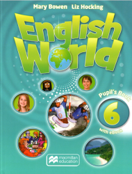 English World 6 Pupil's Book with eBook / Підручник для учня