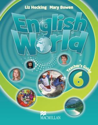 English World 6 Teacher's Guide with Pupil's eBook / Підручник для вчителя