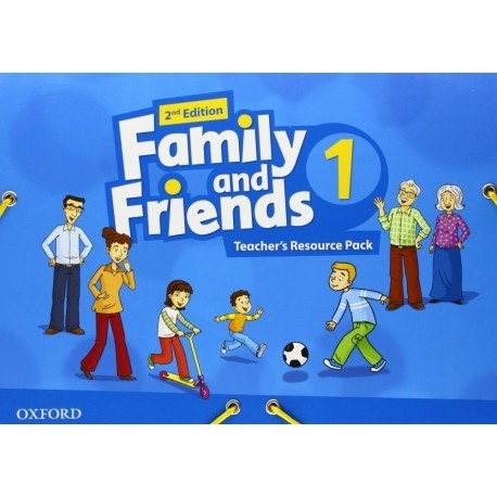 Family and Friends 1 (2nd Edition) Teacher's Resource Pack Oxford University Press