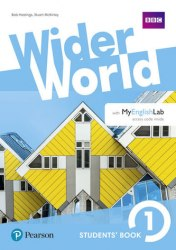 Wider World 1 Students' Book with MyEnglishLab Pearson