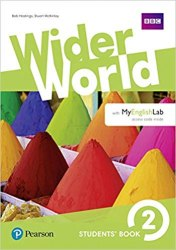 Wider World 2 Students' Book with MyEnglishLab Pearson
