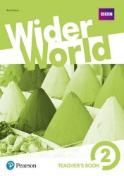 Wider World 2 Teacher's book with DVD Pearson