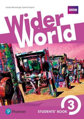 Wider World 3 Students' Book / Підручник для учня