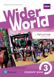 Wider World 3 Students' Book with MyEnglishLab Pearson