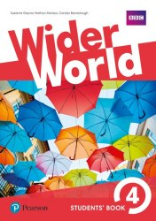 Wider World 4 Students' Book Pearson