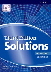 Solutions (3rd Edition) Advanced Student's Book / Підручник для учня