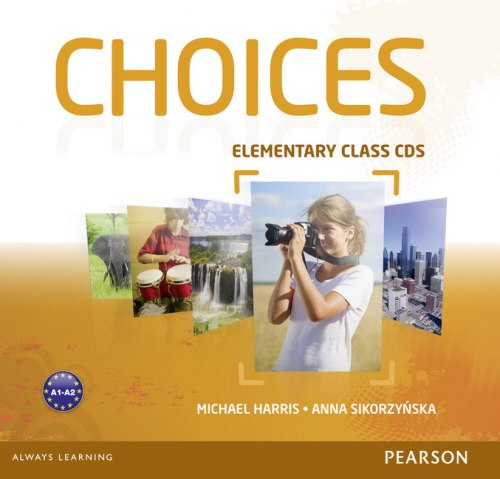 Choices Elementary Class Audio CD / Аудіо диск