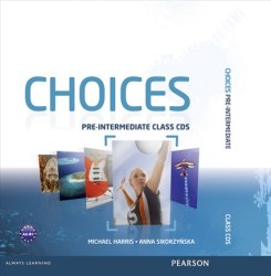 Choices Pre-Intermediate Class Audio CD / Аудіо диск