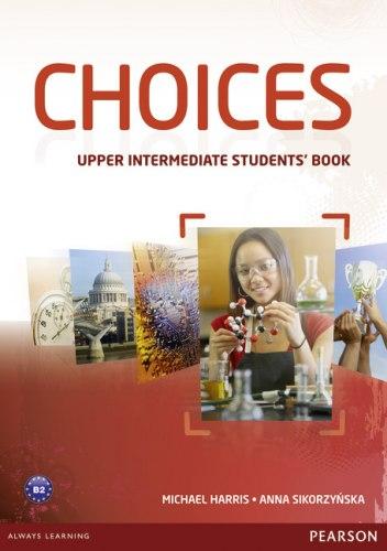 Choices Upper-Intermediate Student's Book / Підручник для учня