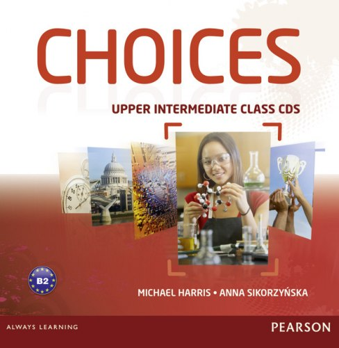 Choices Upper-Intermediate Class Audio CD / Аудіо диск