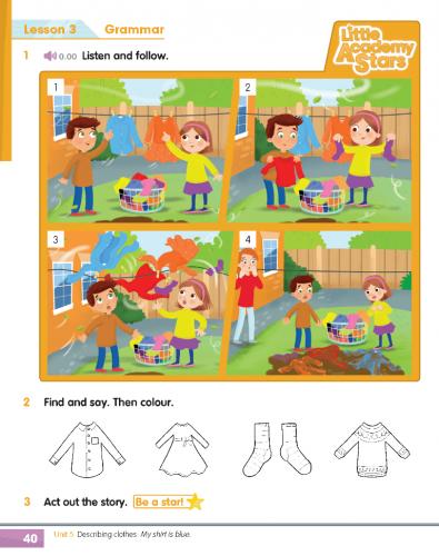 Academy Stars Starter Pupil's Book / Підручник для учня