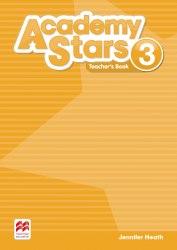Academy Stars 3 Teacher's Book / Підручник для вчителя