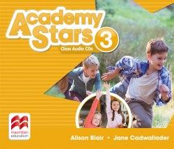 Academy Stars 3 Class Audio CDs / Аудіо диск