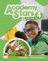 Academy Stars 4 Pupil's Book Pack (Edition for Ukraine) / Підручник для учня, видання для України