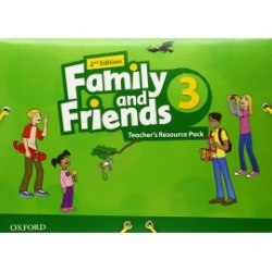 Family and Friends 3 (2nd Edition) Teacher's Resource Pack / Ресурси для вчителя