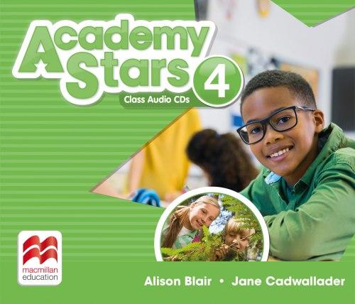 Academy Stars 4 Class Audio CDs / Аудіо диск