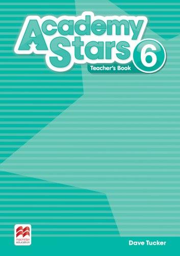 Academy Stars 6 Teacher's Book / Підручник для вчителя