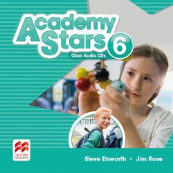 Academy Stars 6 Class Audio CDs / Аудіо диск