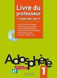 Adosphère 1 Livre du professeur Hachette