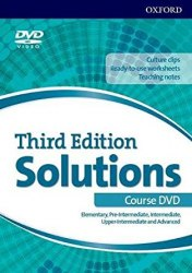 Solutions (3rd Edition) Elementary-Advanced DVD Oxford University Press