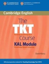 The TKT Course KAL Module Cambridge University Press