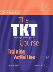 The TKT Course Training Activities CD-ROM / Диск для встановлення