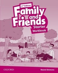 Family and Friends Starter (2nd Edition) Workbook / Робочий зошит