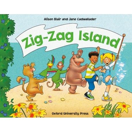 Zig-Zag Island Class Book / Підручник для учня