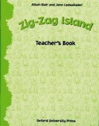 Zig-Zag Island Teacher's Book / Підручник для вчителя