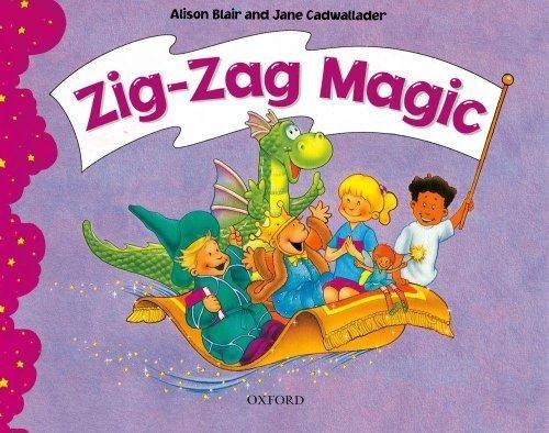 Zig-Zag Magic Class Book / Підручник для учня