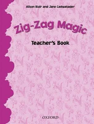 Zig-Zag Magic Teacher's Book Oxford University Press