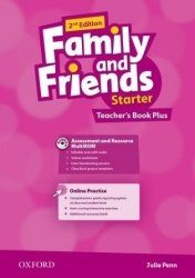 Family and Friends Starter (2nd Edition) Teacher's Book Plus / Підручник для вчителя