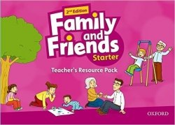 Family and Friends Starter (2nd Edition) Teacher's Resource Pack / Ресурси для вчителя